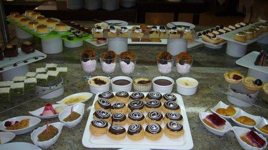 Barut Hemera : Tentantes pâtisseries 1
