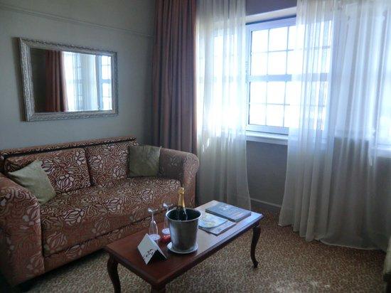 Winchester Mansions: salottino della stanza
