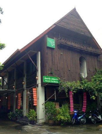 Pimmalai Spa: Wooden house