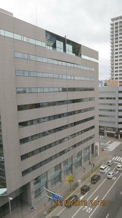 HOTEL MYSTAYS Sapporo Aspen: номер над главным входом в отель на 9 этаже