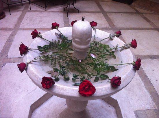 Riad Ghemza : Jolie fontaine