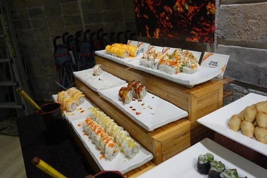 Bexco Party & Play: sushi