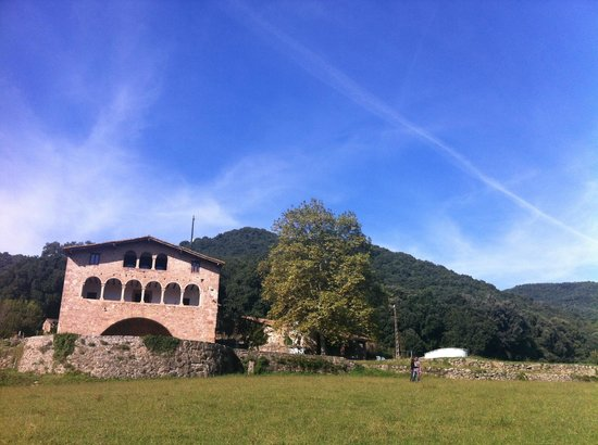 Casa Rural El Callis : frontal de la casa