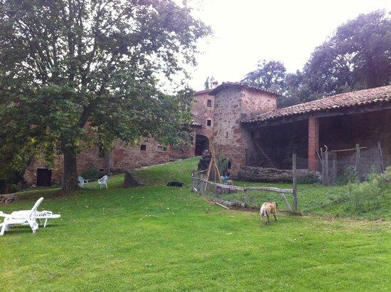 Casa Rural El Callis : lateral casa