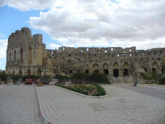 قصر الجم, تونس: Il Colosseo di El Jem