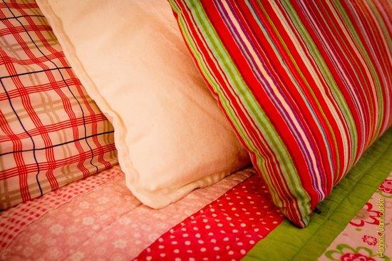 Pension Amaiur: Detalle de habitación