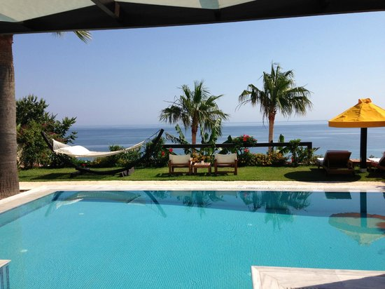 Porto Zante Villas & Spa: View from villa