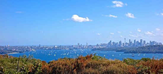 North Head: Overlooking the city