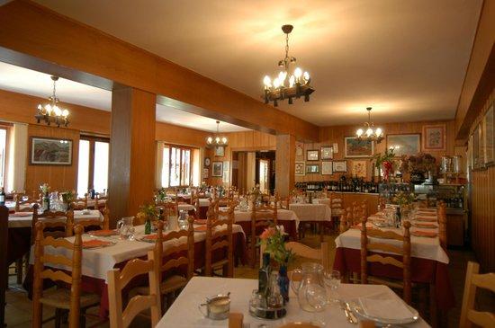 Albergo Sichi: ristorante
