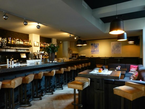 Hotel Bar - Bild von Grand Hotel Alkmaar, Alkmaar - TripAdvisor