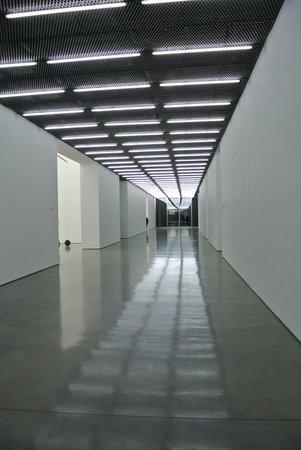 White Cube Gallery: зал галереи