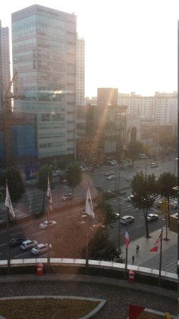 Rivjera : 8階の部屋からの眺望