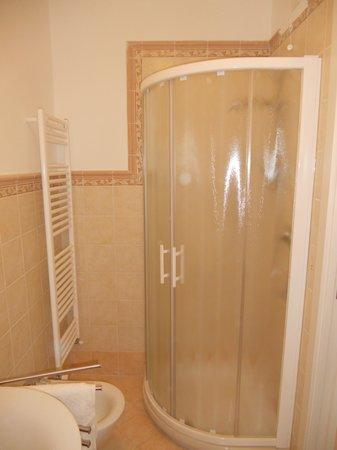 Hotel Lisa': il nostro bagno