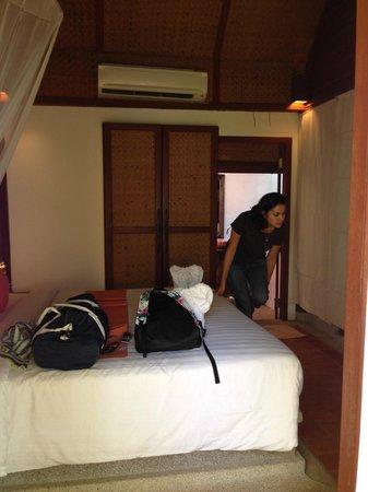 The Cliff Ao Nang Resort : Bedroom