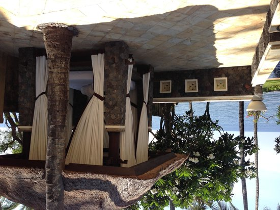 Spa Village Resort Tembok Bali : Day Bed