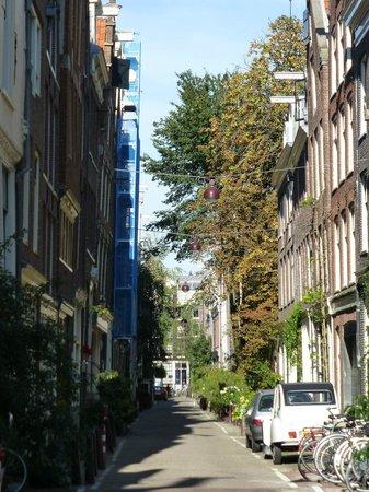 Boogaard's Bed and Breakfast : Langestraat