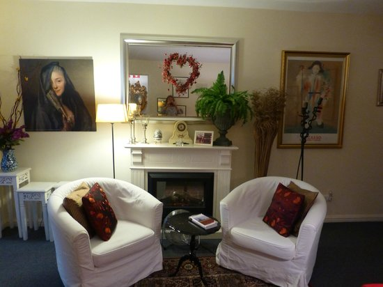 Boogaard's Bed and Breakfast: Apartment sitting room