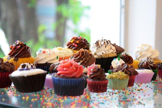 S.O.S. Cupcakes