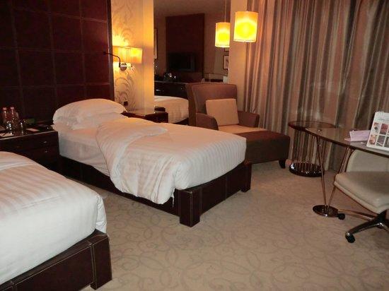 Pullman Bangkok Grande Sukhumvit: 部屋