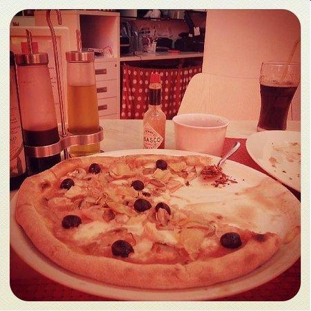 Biancorosso Pizza: Amazing pizza