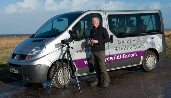 Isle of Skye Wildlife Tours -Tours