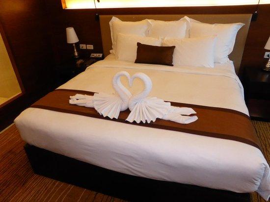 AETAS lumpini: Foto de la cama