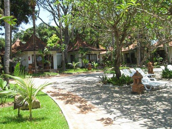 Chaweng Buri Resort: Sea view villas