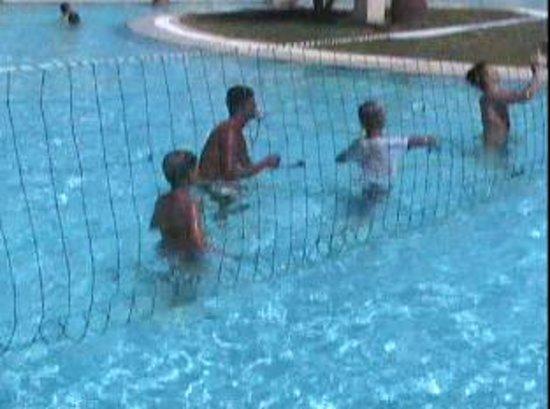 Djerba Plaza Hotel & Spa: Aquavolley