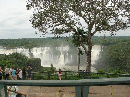 Exe Hotel Cataratas : lado Brasil