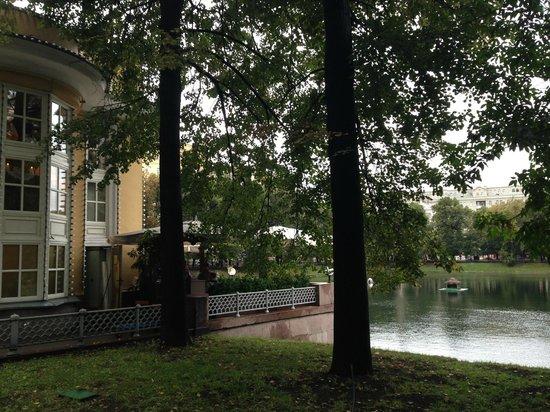 Patriarch's Pond: Патриаршие