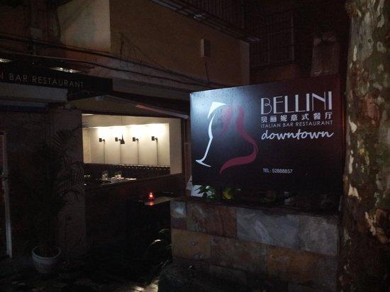 Bei Li Ni NanXiuCun: Bellini down town ingresso