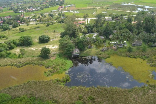 Helioutpost: Bon Ton from the air