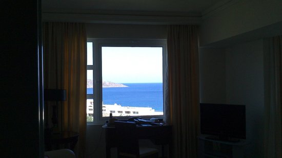 Elounda Gulf Villas & Suites : View from living room 2