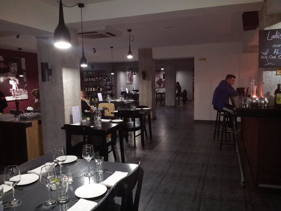 Bei Li Ni NanXiuCun: Bellini Downtown ristorante