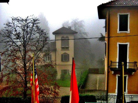 Hotel Ristorante Vittoria : vista dall'hotel