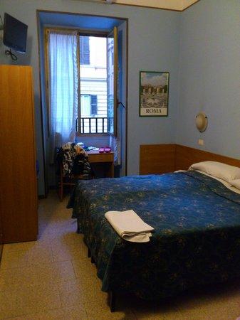 Hotel Marechiaro: De kamer