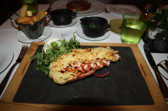 Great Fosters: Half Lobster