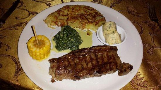 Norbu's Steakhouse: Einfach klassssssse