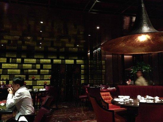 Renaissance Bangkok Ratchaprasong Hotel: ホテル内の中華レストラン