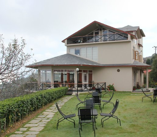 Banjara Orchard Retreat: HOTEL