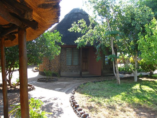 Limbo Lodge : One of the single bed Guest Houses