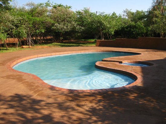 Limbo Lodge : Swimming Pool