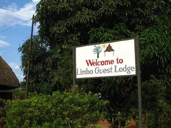 Limbo Lodge : Entrance Signage