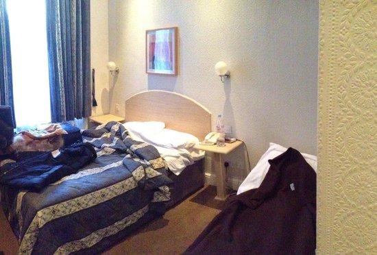 The Melita : Twin room