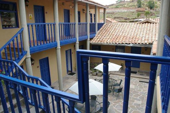 Tierra Viva Cusco Saphi: Vista desde la habitacion