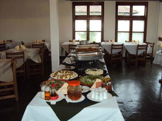 Pantanal Park Hotel: Restaurante