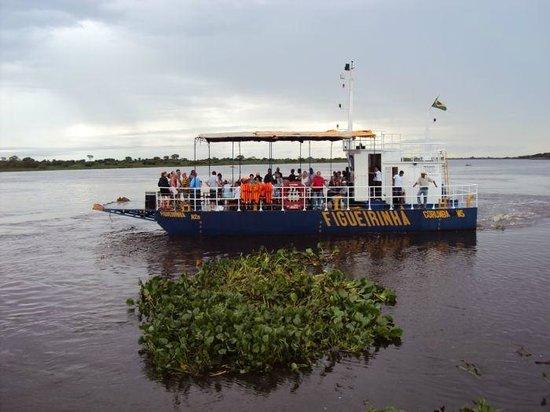 Pantanal Park Hotel: Tour Fluvial