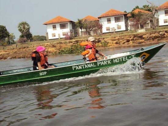 Pantanal Park Hotel: Pescaria