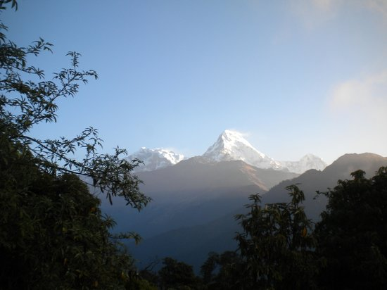 Hotel Encounter Nepal: nice picture of the trekking