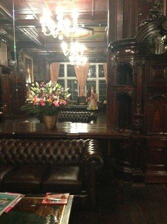 Grand Royale London Hyde Park: Лобби